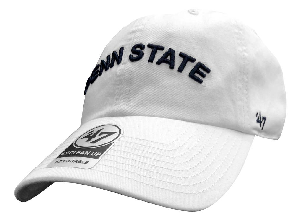 7244c21c 5effd e5fe4; get penn state adult 47 clean up hat white eef4d ffa40
