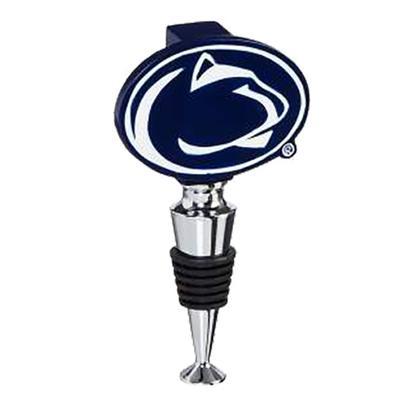 Team Sports America - Penn State Bottle Stop & Cork Holder