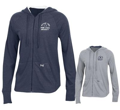 UNDER ARMOUR - Penn State Under Armour Women's Triblend Hood