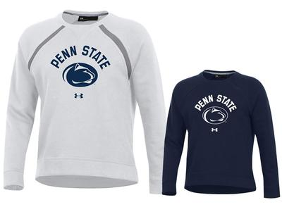 UNDER ARMOUR - Penn State Under Armour Women's Threadborne Crew