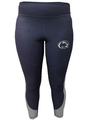 UNDER ARMOUR - Penn State Under Armour Women's Balance Cropped Legging