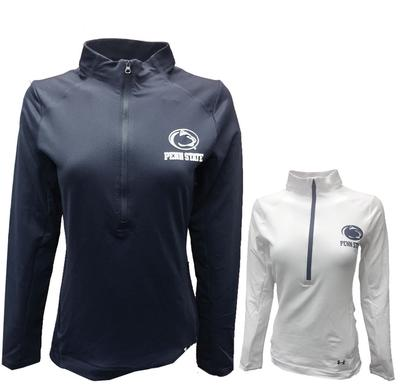UNDER ARMOUR - Penn State Under Armour Women's Nodus Quarter Zip