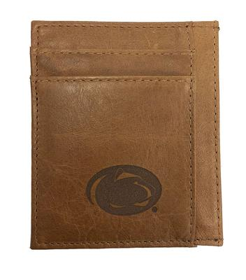 Penn State Embossed Front Pocket Wallet Item   WALLET-IWS9-FRO. ZEPPELIN  PRODUCTS b6722901dae17