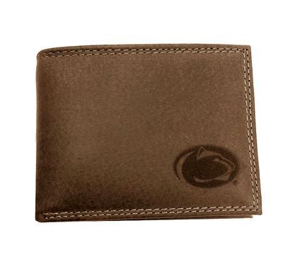 Zeppelin Products - Penn State Bi-Fold Embossed Wallet