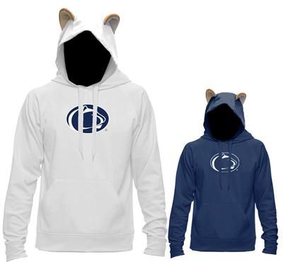 The Family Clothesline - Penn State Youth Lion Ears Hood
