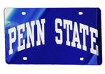 Penn State Arch License Plate