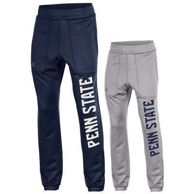 UNDER ARMOUR - Penn State Under Armour Youth MK1 Joggers