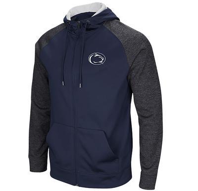 Colosseum - Penn State Men's Magic Rays Full-Zip Hood