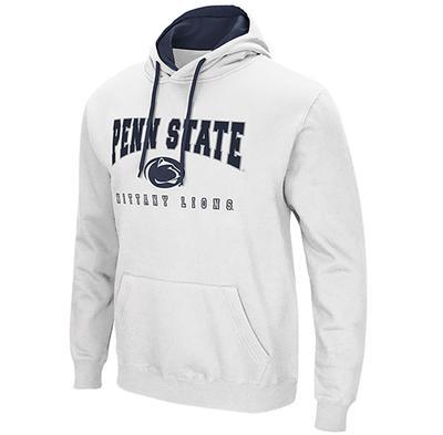 Colosseum - Penn State Men's Playbook White Hood