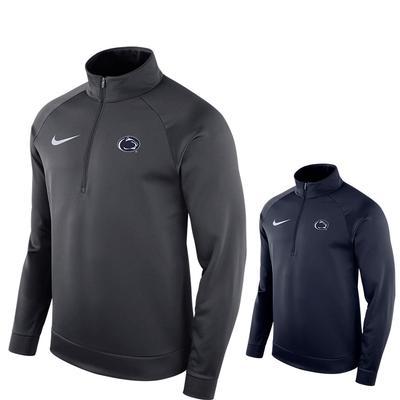 NIKE - Penn State Nike Men's Therma CD Quarter Zip