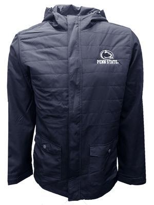 UNDER ARMOUR - Penn State Under Armour Men's  Hybrid Parka Jacket