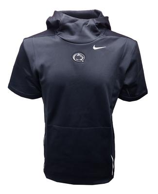 NIKE - Penn State Nike Men's Therma Top Short Sleeve Jacket