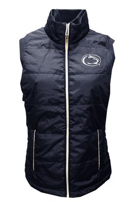G-III Apparel - Penn State Women's First Down Polyfill Vest