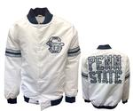 Penn State Men's Rookie Starter Jacket WHITE
