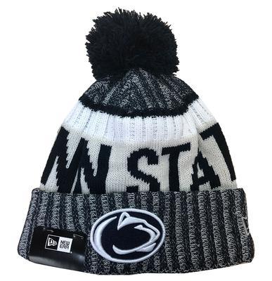 New Era Caps - Penn State Adult NE17 Sport Knit Hat