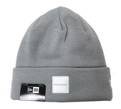 New Era Caps - Penn State Women's Squared Beanie Knit Hat