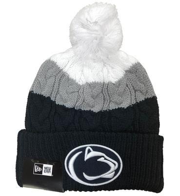 New Era Caps - Penn State Women's Layered Up 2 Knit Hat