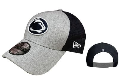 New Era Caps - Penn State Adult Heathered Turn Hat