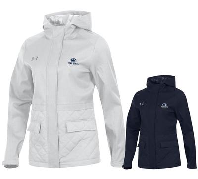 UNDER ARMOUR - Penn State Under Armour Women's Mixed Media Jacket