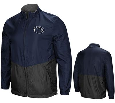 Colosseum - Penn State Men's Reverse Full-Zip Jacket