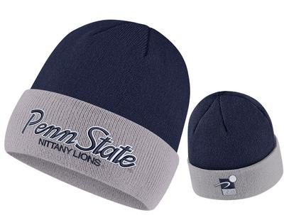 NIKE - Penn State Nike Adult Sport Specialties Knit Hat