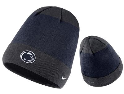 NIKE - Penn State Nike Adult Train Sideline Knit Hat