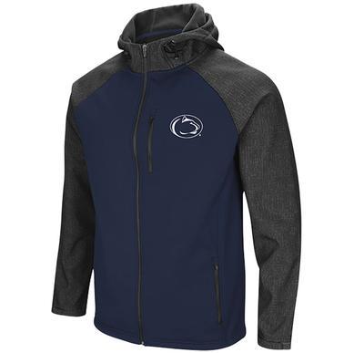 Colosseum - Penn State Men's Hut Full-Zip Jacket