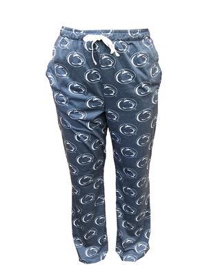 Boxercraft - Penn State Youth Logo all Over Pajama Pants