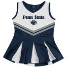 Penn State Infant Pom Pom Cheer Dress