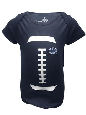 Creative Knitwear - Penn State Infant Football Onesie