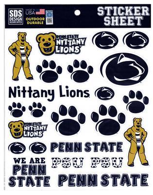 SDS Design - Penn State Youth Marks Sticker Sheet