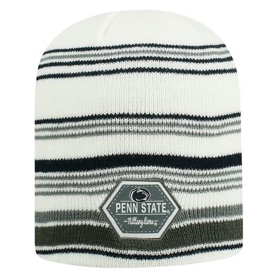 Top of The World - Penn State Adult Channel Knit Hat