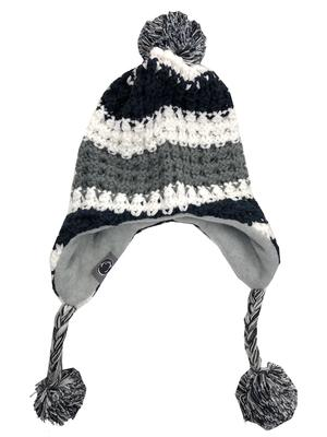 Top of The World - Penn State Adult Boppy Knit Hat