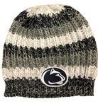 Penn State Adult Realm Knit Hat NAVYWHITEGREY