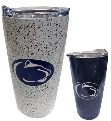 Neil Enterprises - Penn State 20 oz. Speckled Travel Tumbler