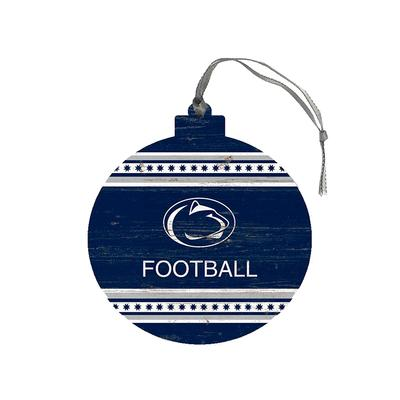 Legacy - Penn State Football Wooden Ornament