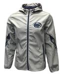 Penn State Men's Crossover Soft Shell Jacket GREY