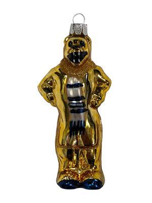 Topperscot Inc. - Penn State Blown Glass Mascot Ornament