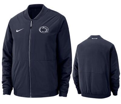 NIKE - Penn State Nike Men's Bomber CD Jacket
