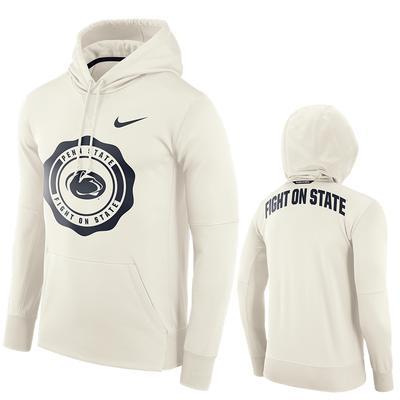 NIKE - Penn State Nike Men's Therma PO Hood