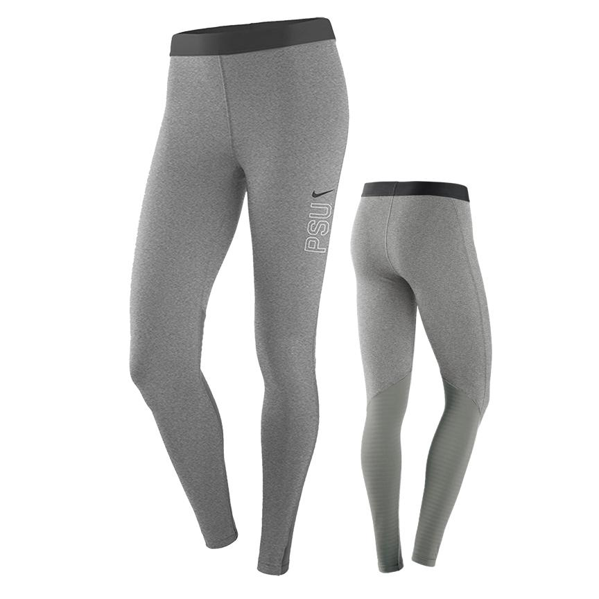 d0cfbbe203eee Penn State Nike Women's NP Warm Leggings Item # 36391TIGHTWNPWA