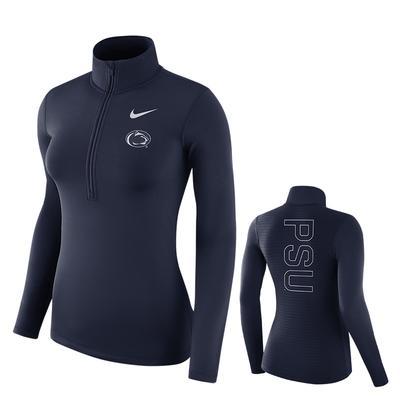 NIKE - Penn State Nike Women's NP Warm Quarter Zip