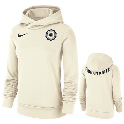 NIKE - Penn State Nike Women's NK Therma Hood