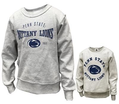 Wes & Willy Collegiate - Penn State Toddler Reversible Crew
