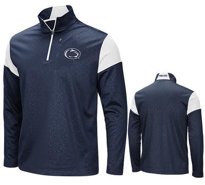 Colosseum - Penn State Men's Luge Fleece Quarter Zip