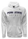 Penn State Nike Men's Hockey Hood WHITE