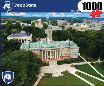 Corrigan Aerial Media - Penn State Old Main Puzzle