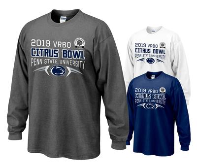 The Family Clothesline - Penn State Citrus Bowl Adult Football Long Sleeve