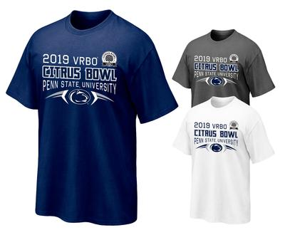 The Family Clothesline - Penn State Citrus Bowl Adult Football T-Shirt