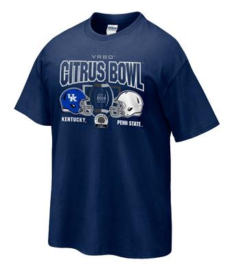 The Family Clothesline - Penn State Citrus Bowl Youth Teams T-Shirt